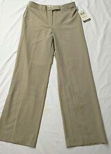 EMMA JAMES STRETCH  size 10 NWT beige pants