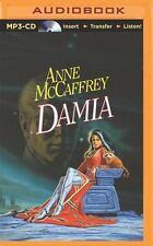 Rowan/Damia: Damia 2 by Anne McCaffrey (2015, MP3 CD, Unabridged)