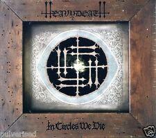 HEAVYDEATH In Circles We Die DIGISLEEVE CD SWEDISH DEATH DOOM METAL