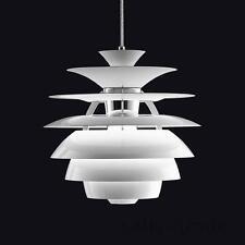 40CM White Snowball Pendant Poul Henningsen Designed Chandelier Lamp Light new