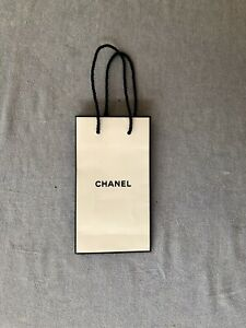 Chanel Classic Paper Gift Bag luxury designer