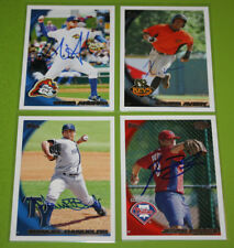 The Smoky Collection   2010 Topps Pro Debut In Person Auto   You Pick