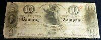 RENEWED CHARTER BANK  OF UTICA  1835 $5 FIVE DOLLARS