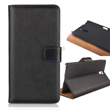 For Oneplus One 1+ 2 3 3T 5 5T case Luxury Genuine Leather Wallet Flip Cover
