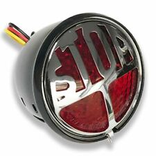 Classic Cafe racer custom build tail light Stop LED