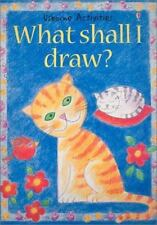 What Shall I Draw (What Shall I Do Today Series) by Ray Gisson, Amanda Barlow, G