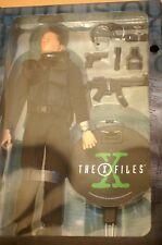 Poco común X-Files Sideshow Agente John Doggett RAH modelo de escala 1:6 Stand Accesorios