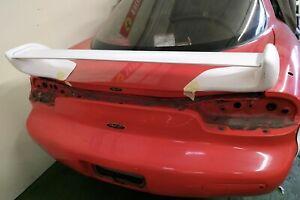 Mazda Rx7 99 Spec Spoiler