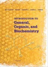 Introduction to General, Organic and Biochemistry, Torres, Omar, Farrell, Shawn