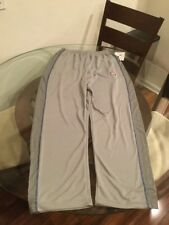 NWT Chicago Cubs Gray MLB Genuine Merchandise Athletic Pants Sweatpants Medium