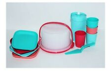 11 Piece Tupperware Mini Set