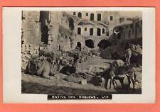 More details for native inn nablous nablus palestine west bank israel camels rp pc unused ah883