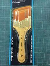 Large Area Angular Brush Set