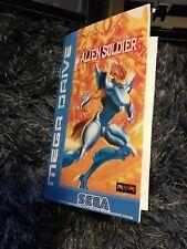 Color Custom Manual ALIEN SOLDIER SEGA Mega Drive PAL Version - AAA+++