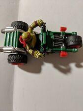 Carrera Go Teenage Mutant Ninja Turtles 1/43 Slot Raphael Trike No Bottom Piece