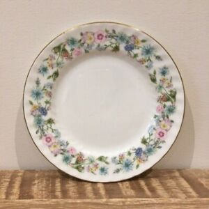 4 x Aynsley Tudor Side Plate