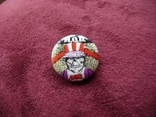 Vintage M.O.D. heavy metal band pin  / Good condition
