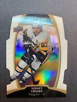 2919-20 Upper Deck Allure White Rainbow DieCut #36 Sidney Crosby Pittsburgh 🐧
