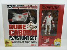 BRAND NEW Toy Story Signature Collection Duke Caboom Stunt Set Target Exclusive