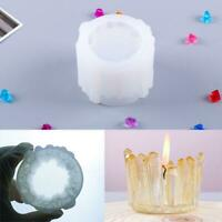 Silicone 3D Crystal Cluster Stones Resin Casting Mold Jewelry Making Mould Kits