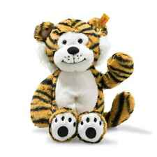 Steiff 066146 Soft Cuddly Friends Toni Tiger Large with FREE Steifff Gift Box