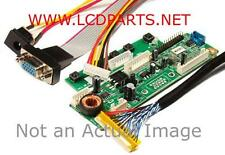 """Toshiba LTA121C253F 12.1"""" Industrial LCD screen, Replacement LCD controller Kit"""
