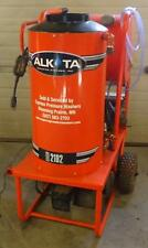 Used Alkota 2102, 2 GPM @ 1000PSI Hot Water High Pressure Washer Power Washer