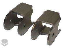 """Lower Axle Link Bracket 3.5"""" axle • 2.625"""" width, 9/16"""" Bolt Hole • 22.5 degree"""