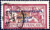 FRANCE N° 182 Oblitéré SIGNÉ