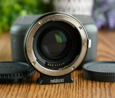 Metabones Speed Booster Canon EF to Sony E mount