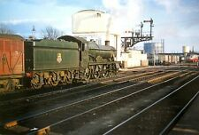 More details for magnificent mounted railway print bryngwyn hall locomotive at oxford 1956