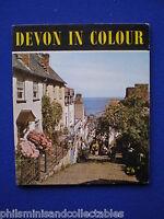 Devon in Colour  - Jarrold Colour Book  1960s