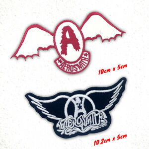 Aerosmith Music American rock band Iron on Sew on Embroidered Patch