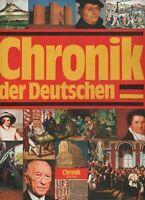 Chronik der Deutschen BUCH Verlag schwer 1983 numerierte ERSTAUFLAGE No. 419029