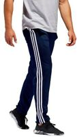 New ADIDAS MEN'S ESSENTIAL GAMEDAY PANT TRACK PANTS NAVY Size M