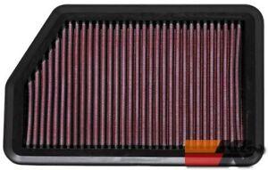 K&N Replacement Air Filter For HYUNDAI TUCSON L4-2.0/2.4L F/I 2010-11 33-2451