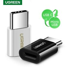 Ugreen USB C Type-C to Micro USB OTG Adapter Converter For Macbook Samsung S9 S8
