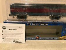 Lionel 6-82498 The Polar Express Letters To Santa Mail Car Nib