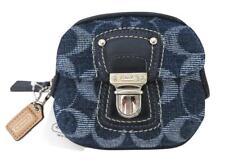 AD-SZ9JW Shih Tzu Dog Girls//Ladies Denim Purse Wallet Christmas Gift Idea