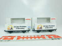 BL512-0, 5 #2x Märklin H0/AC 150 Años Tren En Württemberg Mint + Box