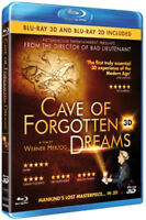 Cave of Forgotten Dreams Blu-Ray (2011) Werner Herzog cert U ***NEW***