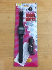 RADIO COMPASS WATCH NEW IN PACKAGE FAST SHIPPING!!