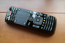 Vizio XRA700 HDTV Remote Control with QWERTY keyboard, Face Scratched