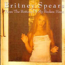 CD Single Britney SPEARS From the bottom of my heart 2-Track CARD SLEEVE