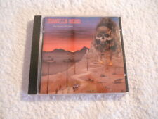 """Manilla Road """"The Courts of Chaos"""" 2002 cd Iron Glory Rec. NEW"""