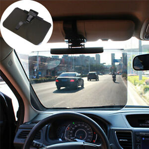 Black Car Sun Visor Mask Shade Day Night Driving Goggles Sunglasses Anti-glare