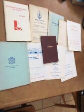 More details for job lot - freemasonry - booklets / pamflets / reports / books