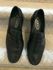 Tod's Leather Loafers (Made In Italy)