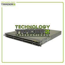N3K-C3048TP-1GE Cisco Nexus 3048TP 48-Port 10/100/1000+4 10Gb w/ DC Power Switch