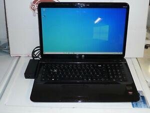 hp pavilion g7  Intel i5-3210M  2,50 GHz.RAM 8GB HDD 500 GB felen zwei knopf son